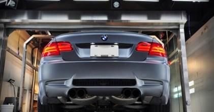 –反而耀眼– BMW E92 M3 消光灰 開箱拍攝