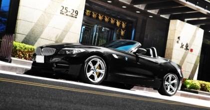 –天地合一– BMW E89 Z4 開箱拍攝