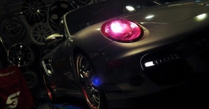 –紅眼炫蛙– Porsche 997 Toubo 殺紅眼開箱拍攝