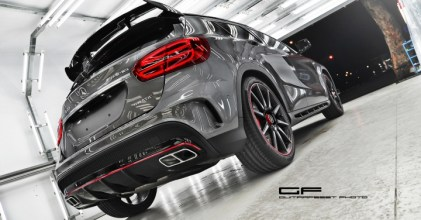 –輕旅野獸– Mercedes Benz 賓士 GLA45 AMG Edition1 開箱拍攝