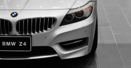 BMW 桃園大桐 展示間 記錄