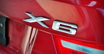 BMW 柏根地紅 E71 X6 35i 天母街拍