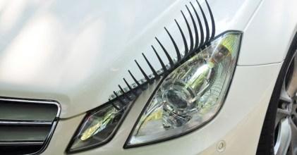 –睫毛彎彎– 特色 Mercedes Benz 賓士 E Coupe 街拍