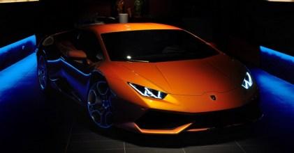 –初生猛犢– Lamborghini LP610-4 Huracan 不畏馬蛙 開箱拍攝