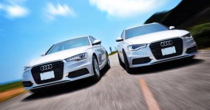 –一攝雙鵰– Audi A6 & A6 Avant S-Line 同場拍攝開箱