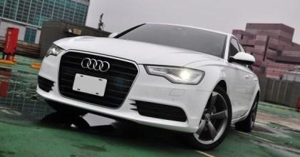 –質感出眾–  Audi A6 開箱拍攝