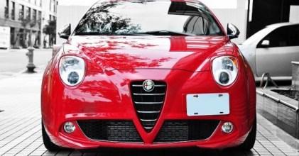 Alfa Romeo Mito 內湖街拍