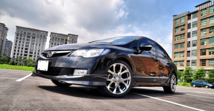 –無怨無悔– Honda Civic 8th 2.0 關箱紀念