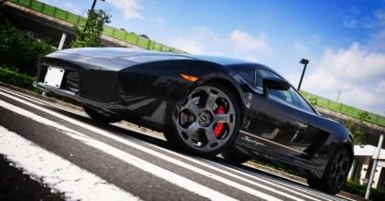 –暗黑猛牛– Lamborghini 藍寶堅尼 Gallardo 開箱拍攝