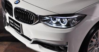 –再次驚豔– BMW F34 3GT 發表會側拍