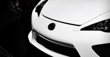 Lexus LFA 台北展示