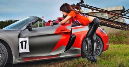 –獵風勁蛙– 保時捷 Porsche Boxster GTS Clubsport 無二開箱拍攝