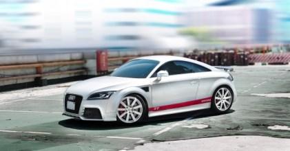 –爆走兄弟– Audi MTM TTr + RS Package 開箱拍攝