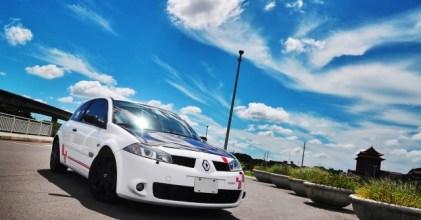 –法式鋼砲– Renault Megane RS225 開箱拍攝