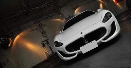 –進擊海神– 瑪莎拉蒂 Maserati GranTurismo Sport 小改款 有拍有保佑開箱