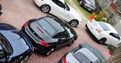 –戰神迎娶– BMW E89 Z4 Club Taiwan & Nissan R35 GTR 車聚拍攝