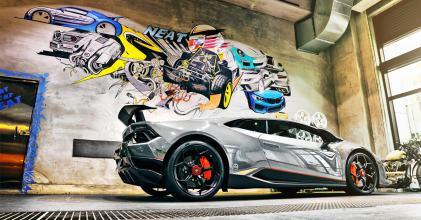 競技狂牛 – Lamborghini Huracan Performante 鬥力滿點 小記 By 吉他腳 GuitarFeet