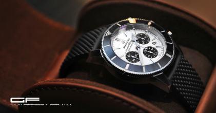 百年靈魂 – Breitling 超級海洋文化計時腕錶 Superocean Heritage B01 Chronograph 44 開箱小記
