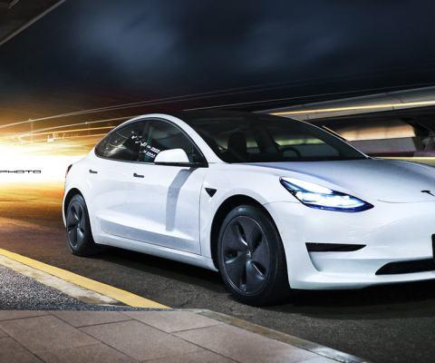 突入電門 – 2021 特斯拉 Tesla Model 3 SR+ 太太的小3 開箱文長分享 By GuitarFeet 吉他腳