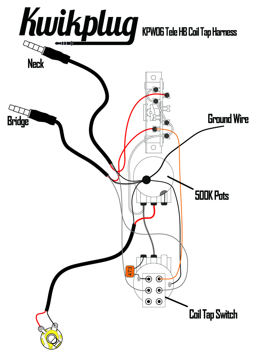 wiring a contact