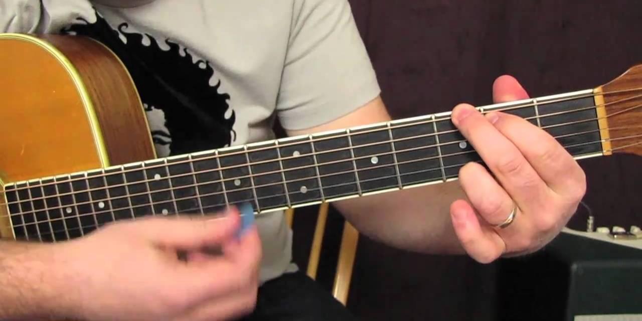 4 Simple Chords Easy Acoustic Guitar Songs For Beginners Closing