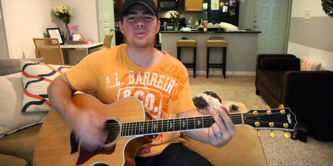 7 Country Songs With 4 Chords Matt Mccoy Guitar Grotto
