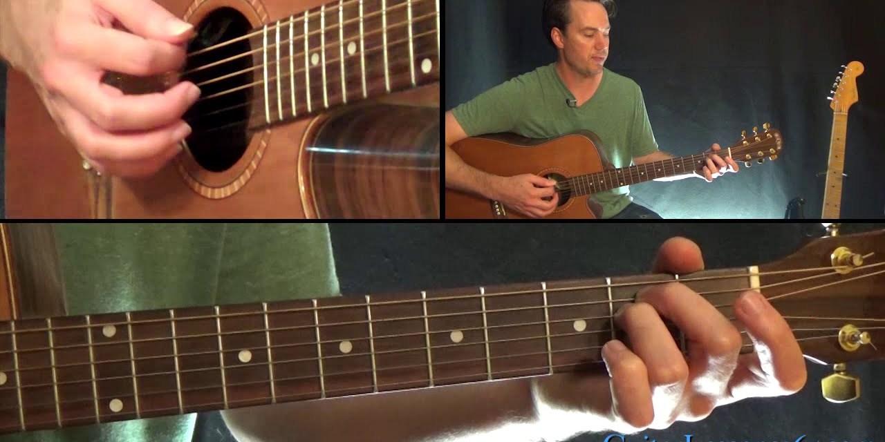 The Beatles Eleanor Rigby Guitar Chords Lesson Easy Beginner