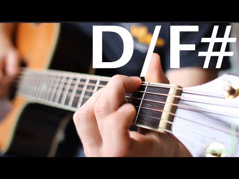 D/F# // EASY Guitar Chord Tutorial | Guitar Grotto