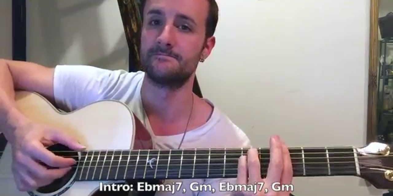 Lean On Easy Guitar Chords Tutorial Major Lazor Guitar Grotto