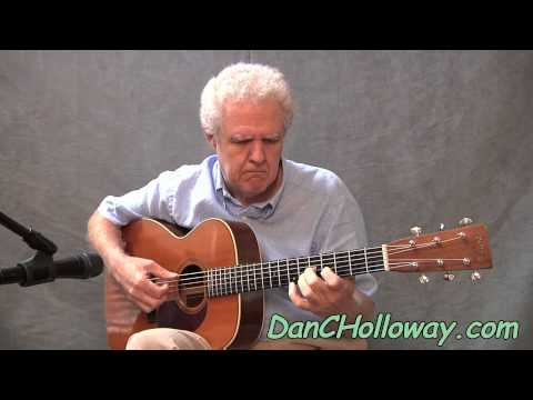 Old Man – Neil Young – Guitar (Fingerstyle) | Guitar Grotto