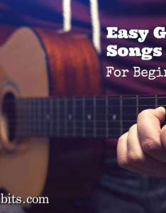 If you are  beginner guitar player or just need some inspiration for easy songs  ve come to the right place also top chord beginners guitarhabits rh