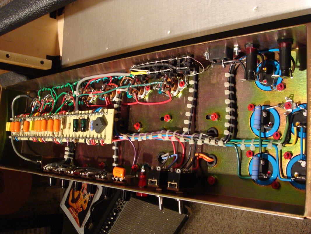 Wiring Pedal Board