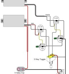 active pickup wiring diagram [ 918 x 1170 Pixel ]