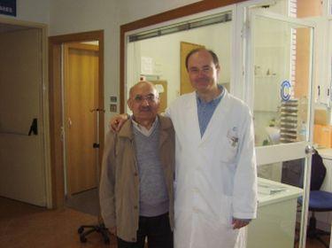 Papa y Dr. Torres