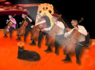 Cello Rondo