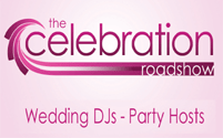 Celebration Roadshow Wedding DJs