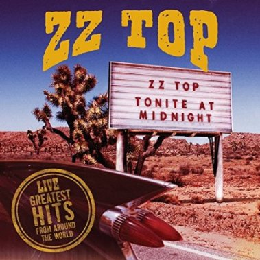 ZZ Top Live Greatest Hits Around The World