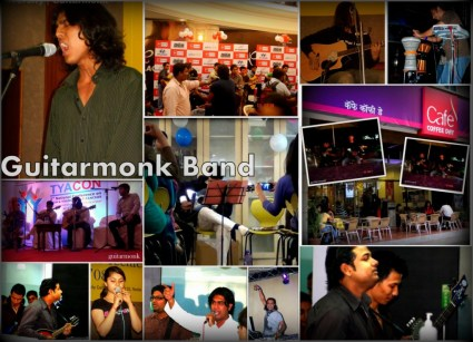Guitarmonk BAND sponsor weekly JAM for students