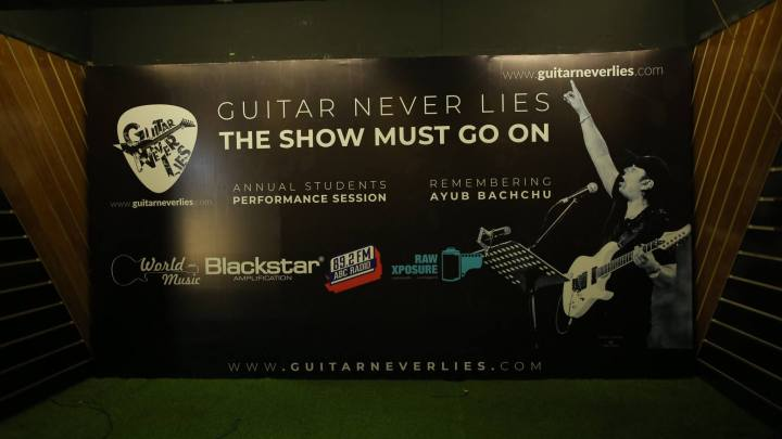 GuitarNeverLies-The Show Must Go on 2018(Gallery)