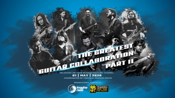 The Greatest Guitar Collaboration – Part II [2020]