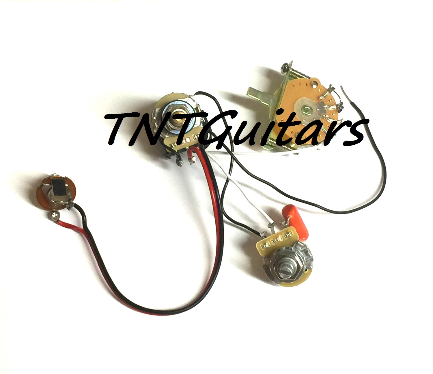 hight resolution of 1v1t prewired harness 2 pickup cts push pull coilsplit 3wfender