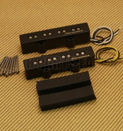 099 2102 000 vintage noiseless jazz bass pickups [ 977 x 866 Pixel ]