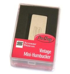 sm 1n nickel seymour duncan vintage mini humbucker [ 977 x 866 Pixel ]