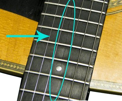 How to Repair Cracked and Chipped Acoustic Guitar