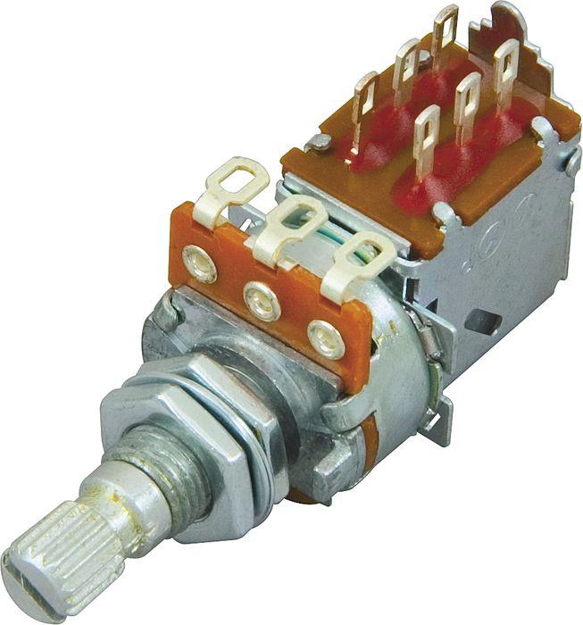 500k Push Push Volume Or Tone Control Short Shaft 16 00 500k Push Push