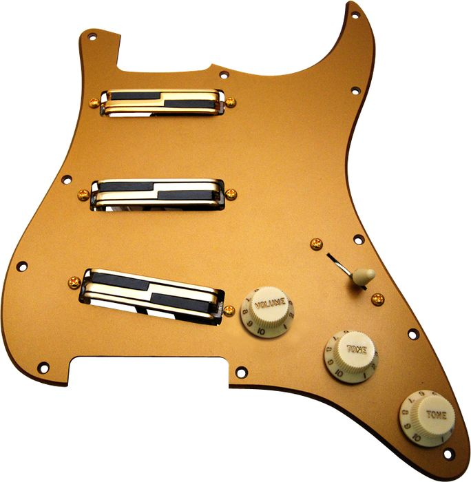 lace sensor wiring diagram strat three lights one switch replacement pickguards guitar repair bench 30th anniversary alumitone loaded pickguard