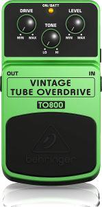 TO800 Behringer Vintage Overdrive