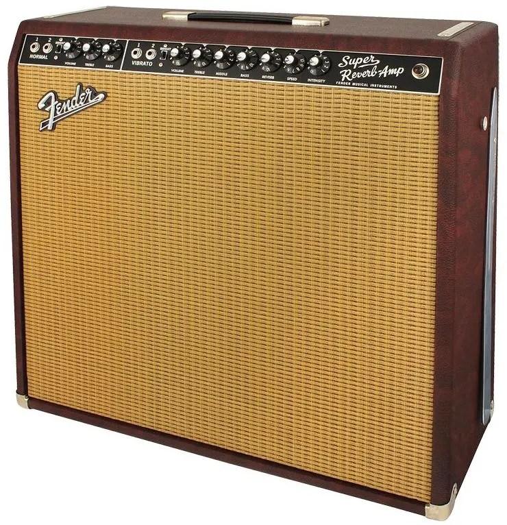 Fender 65 Super Reverb Fsr Guitar Amp