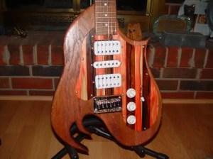 Tsunami Guitars  Made the Old Fashioned Way (Guitarsite)