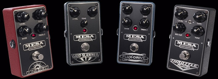 Mesa Boogie Overdrive and Distortion Pedals Guitarsite